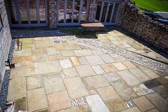 kenmartltd kenmart reclaimed flooring patio slabs devon flagstone brick paving devon